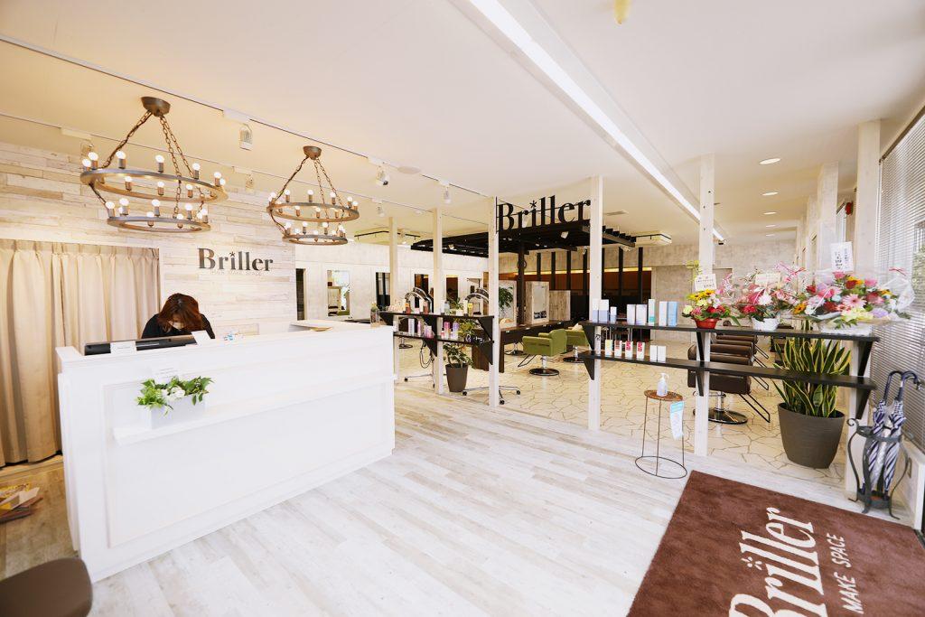 栃木県宇都宮市の美容室ブリエ店内写真